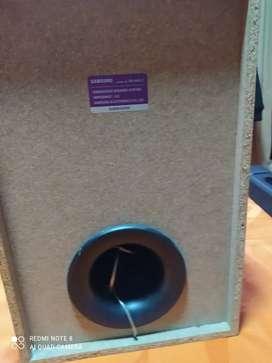 Barra sonido con Subwofer inalámbrico