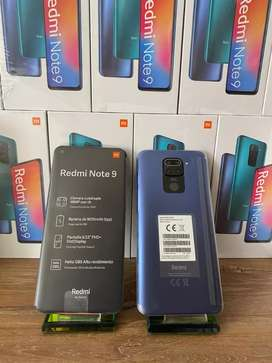 Xiomi Note 9 128gb/4Ram