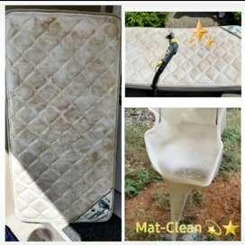 Lavado y desinfección de muebles colchones y alfombras