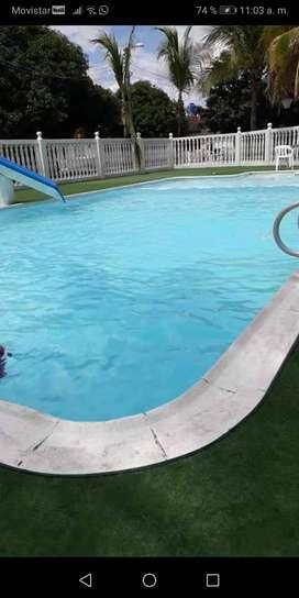 Vendo casa  en conjunto cerrado con piscina