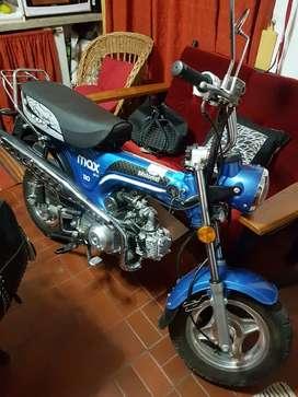 VENDO MOTOMEL MAX ! EXCELENTE ESTADO