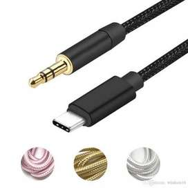 CABLE AUDIO A TIPO C Referencia: 732