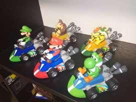 Figuras Mario Kart