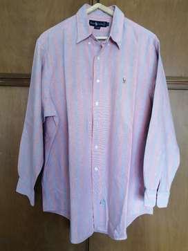 Camisa Ralph Lauren Talle L