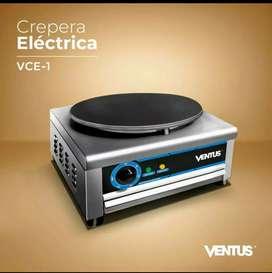 CREPERA ELÉCTRICA COMERCIAL VENTUS