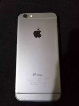 Vendo iphone 6 de 16gb libre