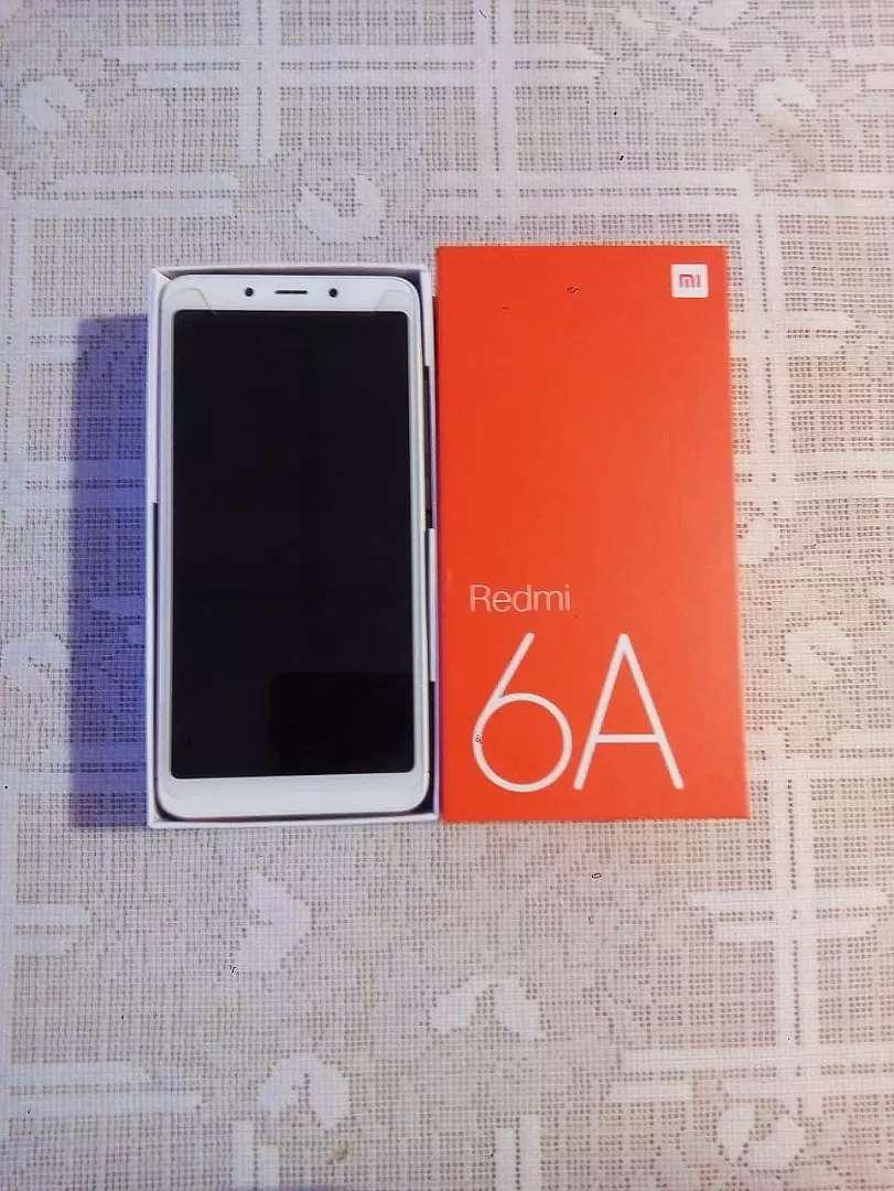 Vendo celular Xiaomi redmi 6a 0