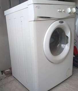 Vendo lavarropa Whirlpool