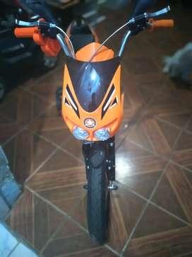 Motocicleta Bici