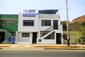 TERRENO COMERCIAL EN SAN MARTIN DE PORRES - 52250