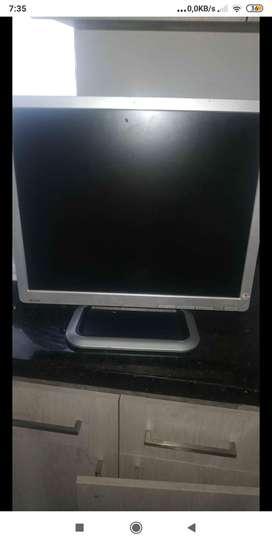 Vende monitor hp