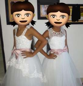 alquiler de vestido comunion
