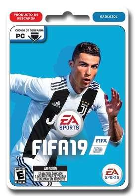 Juego licencia Fifa 2019 Pes 2019 original juego