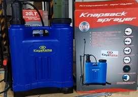 Fumigadora  manual 16 litros