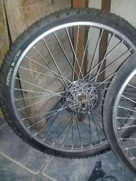Vendo ruedas