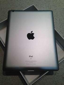 iPad 3ra Generación con pantalla Retina color negro de 32 GB