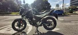 Honda CB 160 F DLX modelo 2022