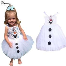 Disfraz FROZEN OLAF talla 4