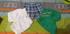 Pantalonetas de Niño de 6 a 9 Meses