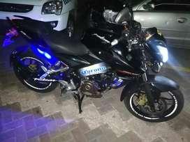 En venta moto Pulsar