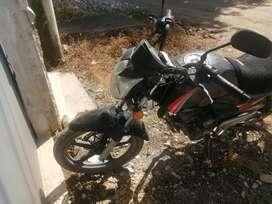 Vendo moto tundra bronco 200