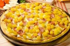 Busco Pizzero con experiencia