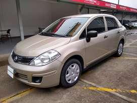 Nissan Tiida Miio sedán mec. Mod 2012