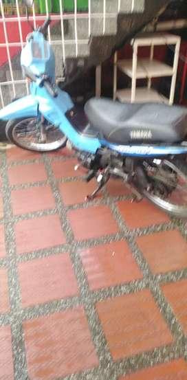 Vendo cripton 110 modelo 2008