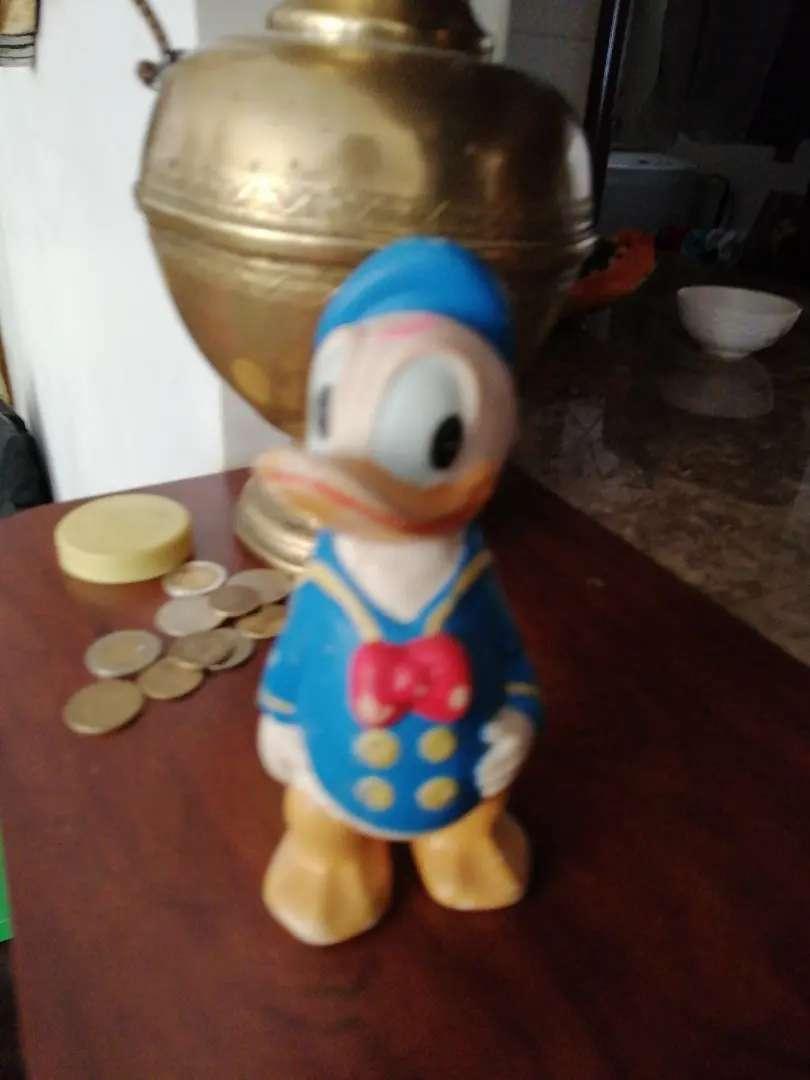 Pato Donald muñeco antiguo I bartoplas 0