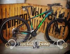 Bicicleta Gw Allígator