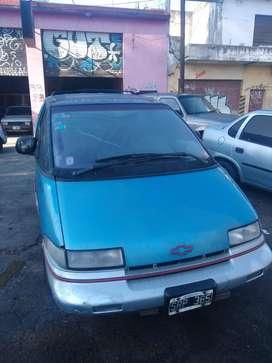 Chevrolet Lumina 1992 Nafta y GNC