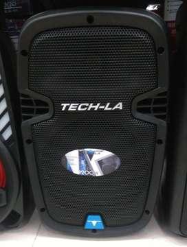 Amplificador de Sonido 1200w Y 8' Nuevo