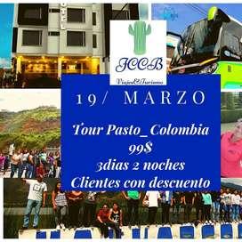 TOUR COMPRAS PASTO COLOMBIA