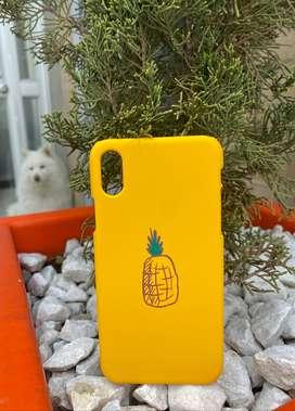 Case iPhone 7/8, X/xs - Piña
