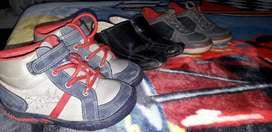 Zapatos para Niño Usados