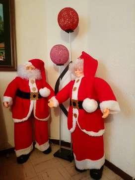 Munecos Papa Noel