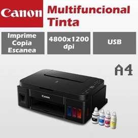 Impresora Multifuncional Cannon g2110