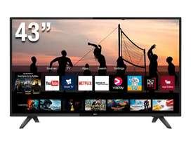 """Smart TV 43"""" PHILIPS Nuevo en Caja"""