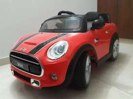 VENDO CARRO MINI COOPER ELECTRICO