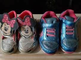 Zapatos Originales Deportivos con Luces