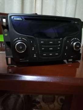Radio Chevrolet sail lt