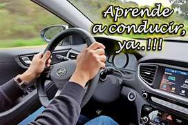 Aprende a conducir, yaaa