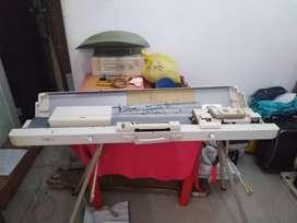 Maquina de tejer manual