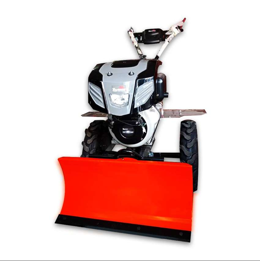 Pala Frontal Fija Para Motoazada Y Motocultor 0