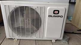 Aire Acondicionado 9000 BTU - 220v Olimpo (Negociable)