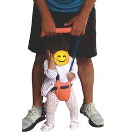 Caminador de arnés para bebés aprendizaje