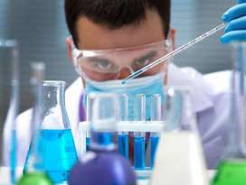 Auxiliar de Laboratorio Químico o Biomédico