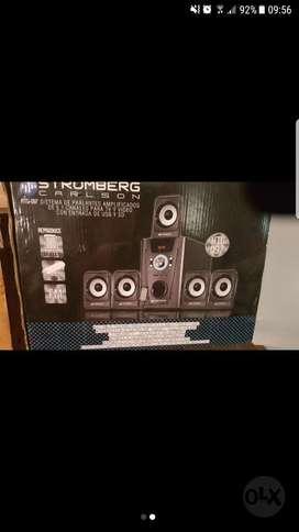 Home Parlantes Amplificadores en Caja
