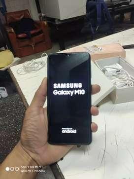Samsung galaxy M10 2gb ram+16gb memoria, doble camara libre A REPARAR
