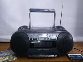 Radiograbadora AIWA